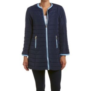 Anthropologie Sail to Sable- Quilted Puffer Jacket
